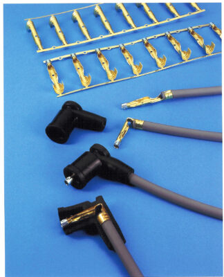 Automotive coil pack interface assembly