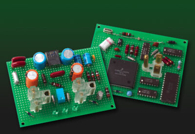 GBBA FAE on PCB board in Taco's product of the year