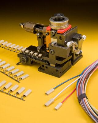 ETCO Might Mini Insulated Wire Terminal Applicator