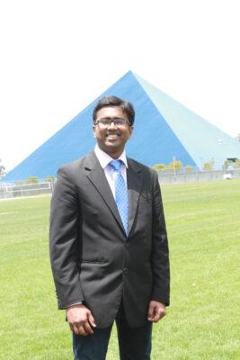 Vinod Reddy Joins ETCO