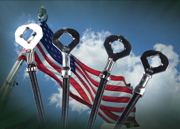 ETCO Terminals are made in the USA